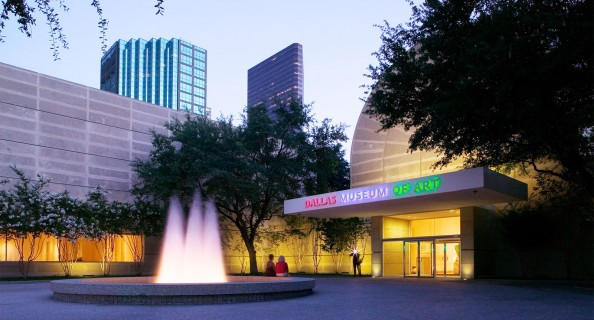 Dallas Museum of Art Speakeasy