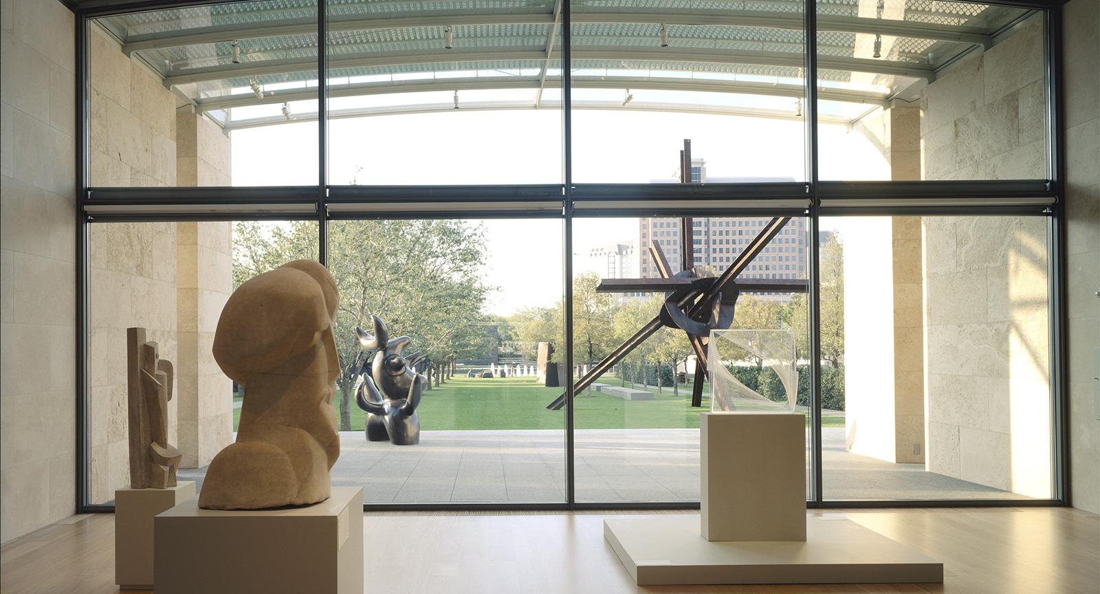 Dallas Arts District Visual Arts Nasher