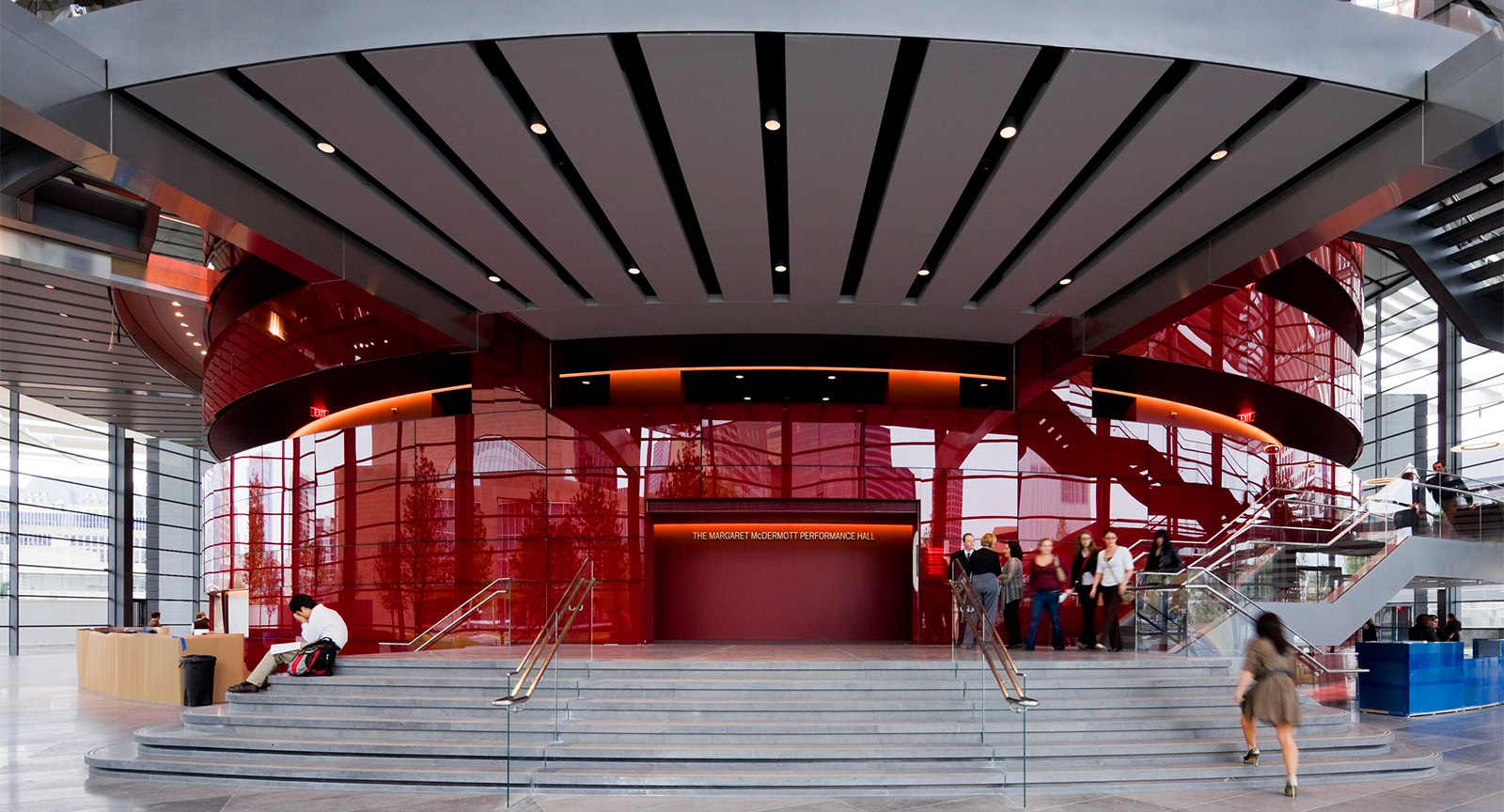 Dallas Arts District Performing Arts Winspear Opera House