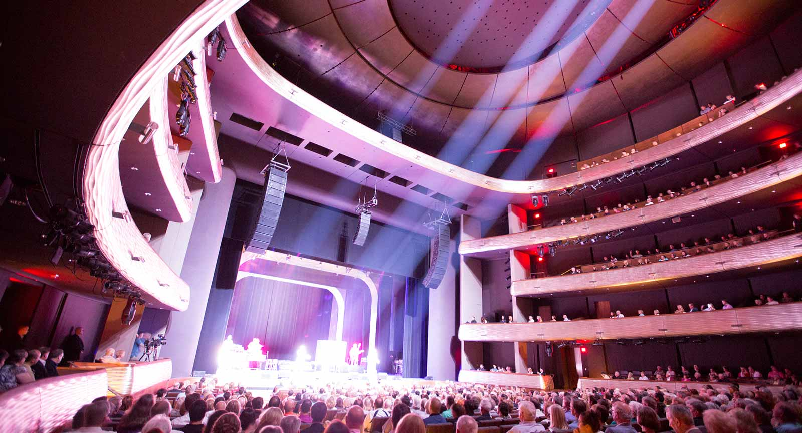 Dallas Arts District Winspear Opera House McDermott Hall Daniel Driensky