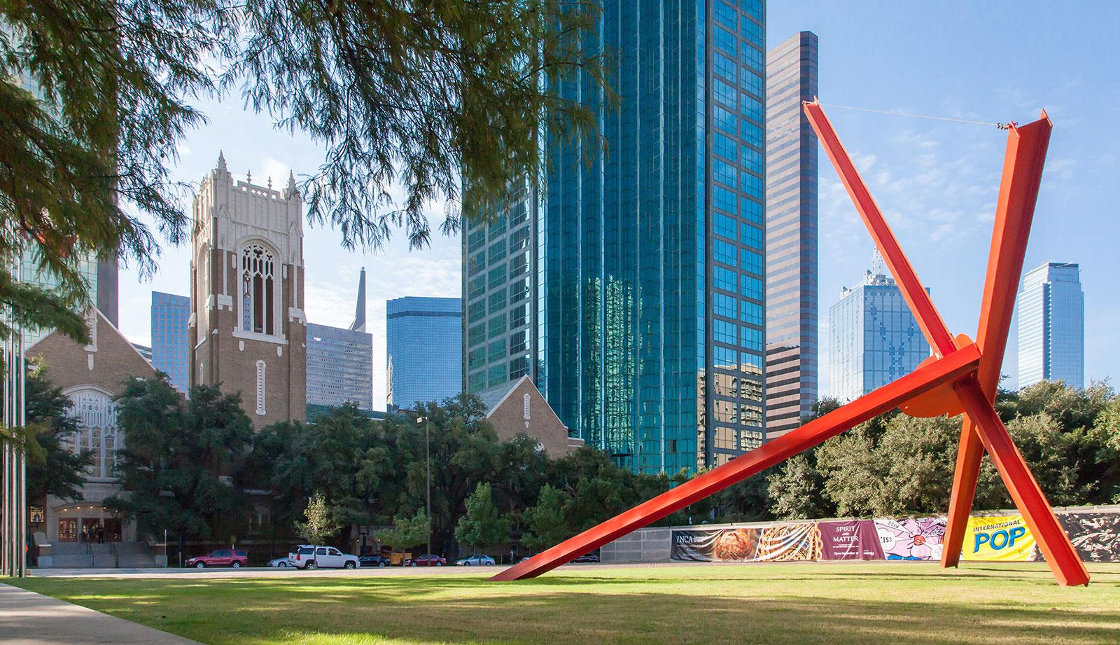 Dallas Arts District First United Methodist Church