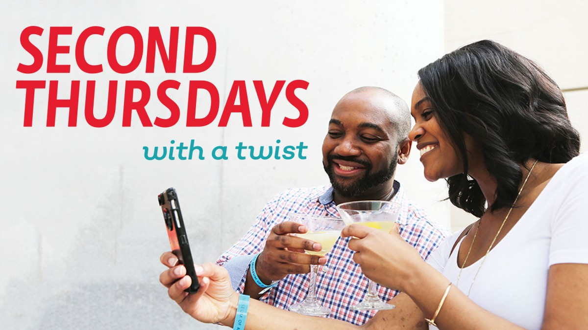 Second Thursdays with a Twist